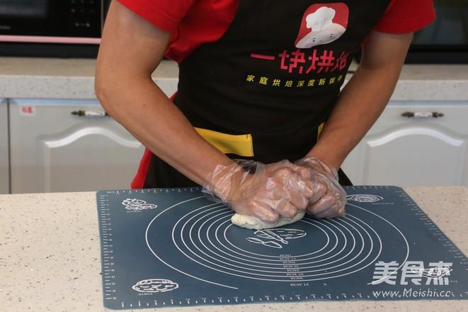 8寸火腿玉米披萨的简单做法
