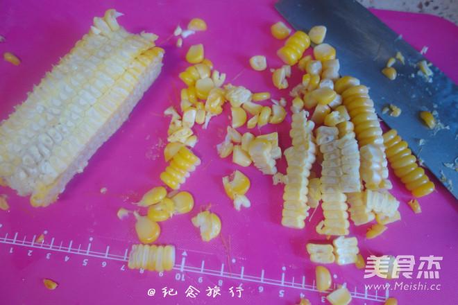 原汁机玉米汁的做法图解