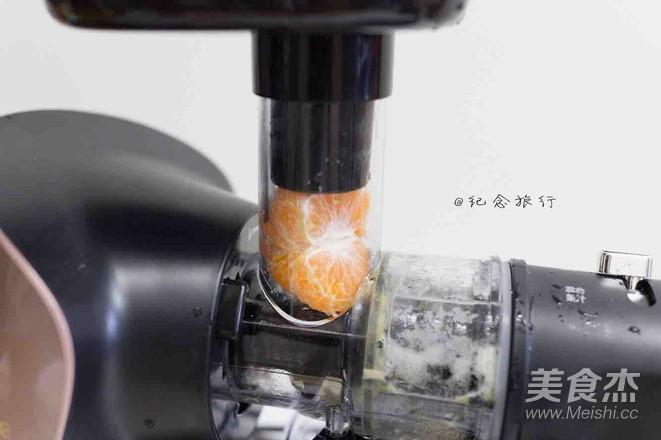 苹果橘子汁的简单做法