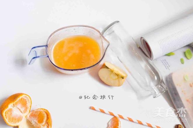 苹果橘子汁怎么炒