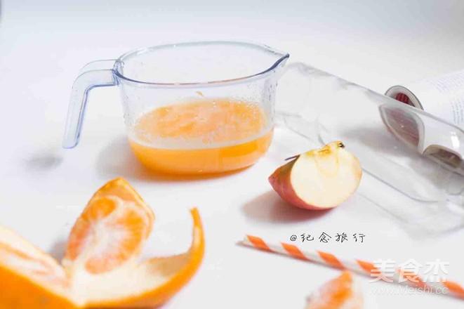 苹果橘子汁怎么煮