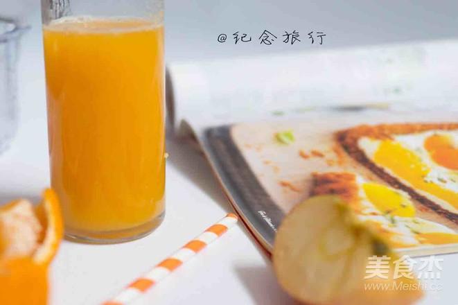苹果橘子汁怎么炖