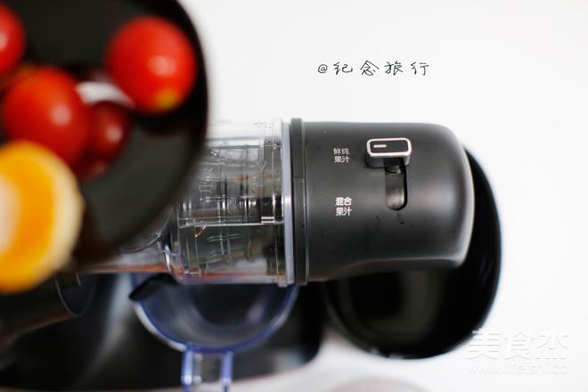 原汁机食谱番茄胡萝卜橘子汁的简单做法