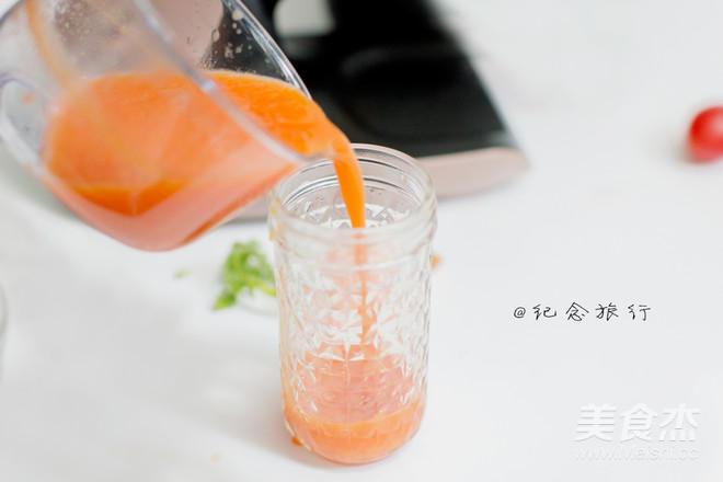 原汁机食谱番茄胡萝卜橘子汁怎么炒
