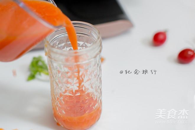 原汁机食谱番茄胡萝卜橘子汁怎么煮