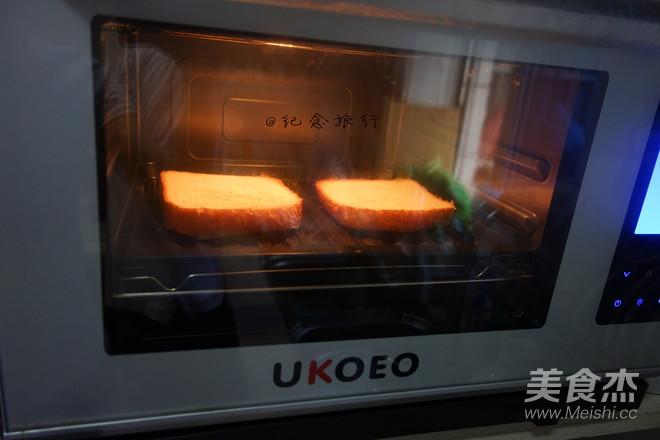 洋气的早餐 网红沼三明治的家常做法