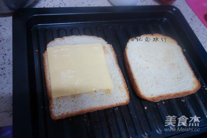 洋气的早餐 网红沼三明治怎么吃