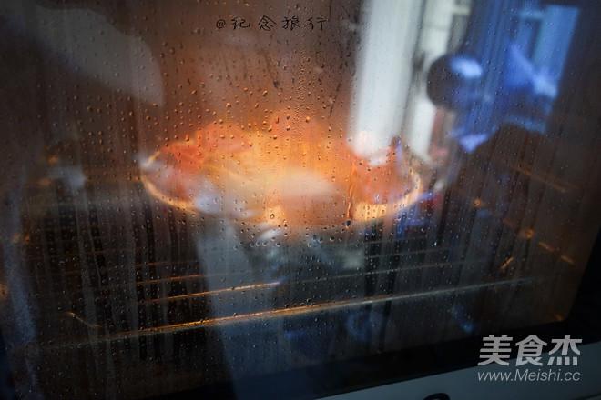 双色玫瑰花饺子的制作