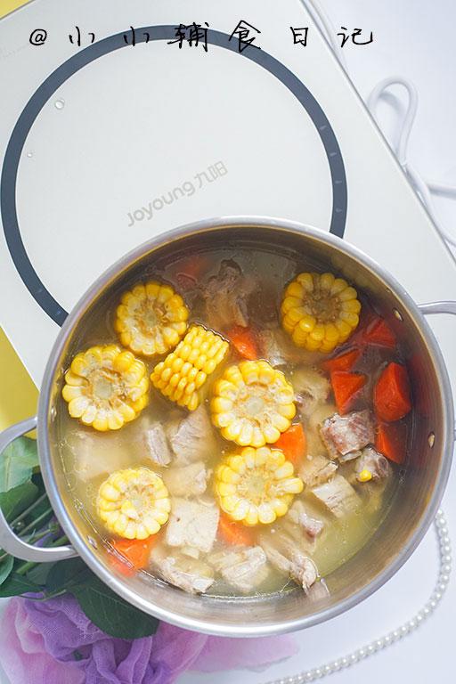 玉米排骨汤怎样炖