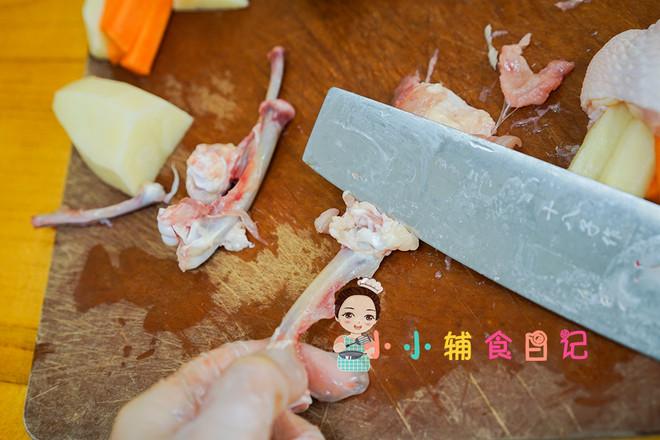 土豆无骨鸡翅面条套餐的家常做法