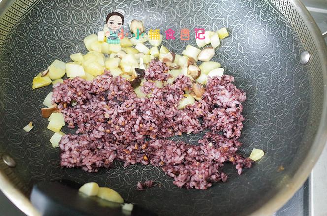 牛油果虾仁炒饭怎么做