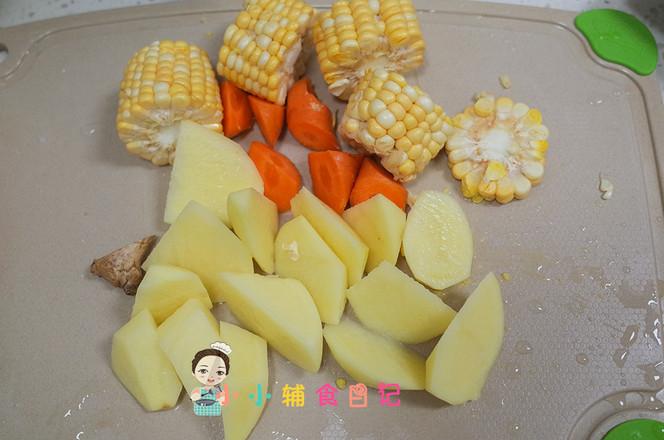 36个月以上玉米蔬菜鸭汤怎么做