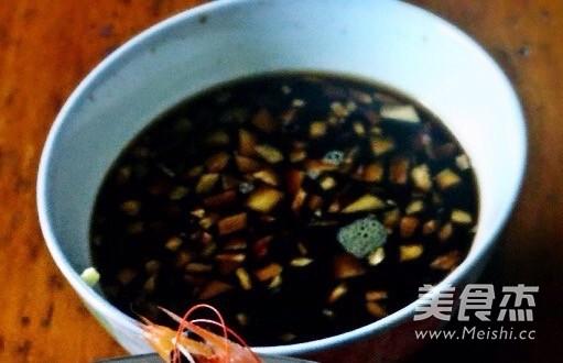 盐水煮基围虾的做法图解