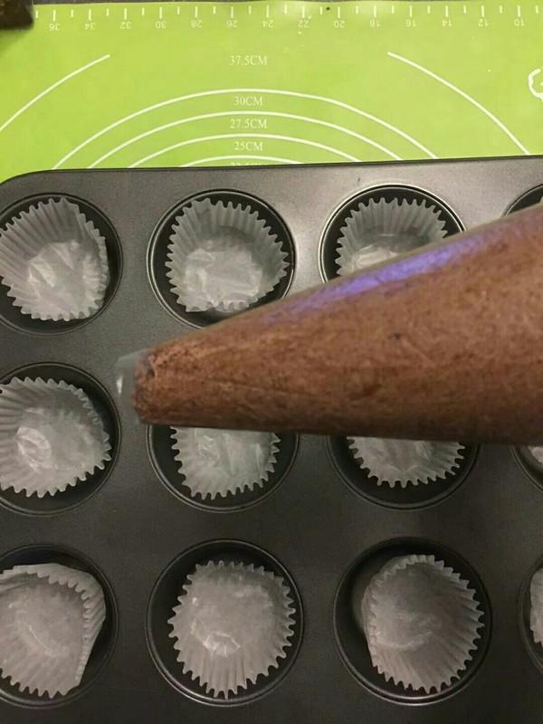 巧克力溶岩蛋糕怎样煸