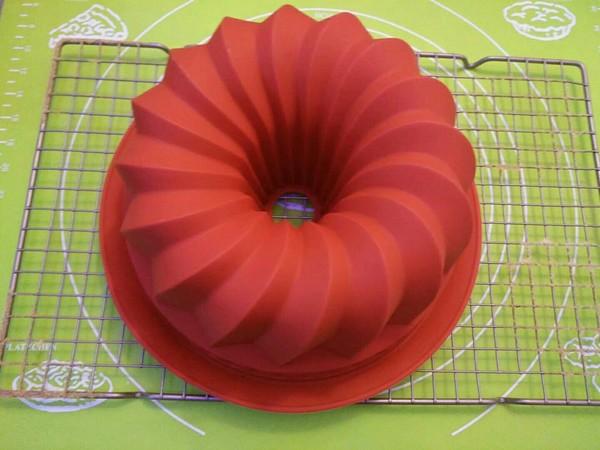 咕咕霍夫蛋糕的制作方法