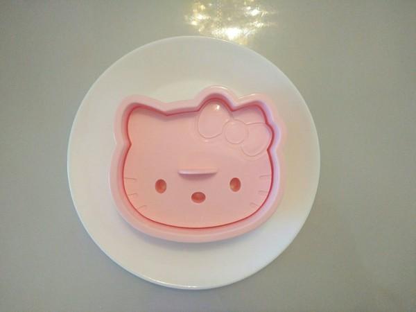 KT猫海苔饭团的家常做法