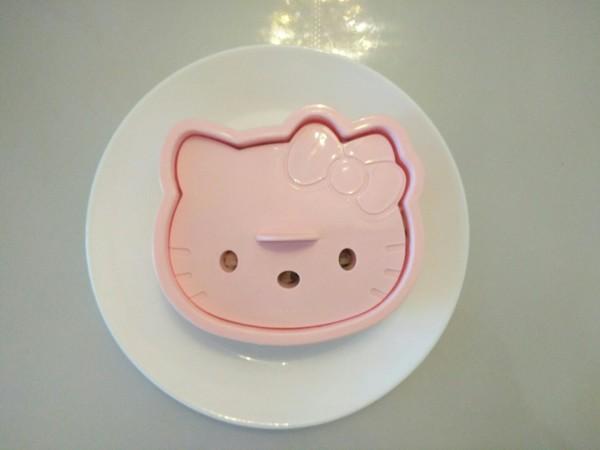 KT猫海苔饭团怎么吃