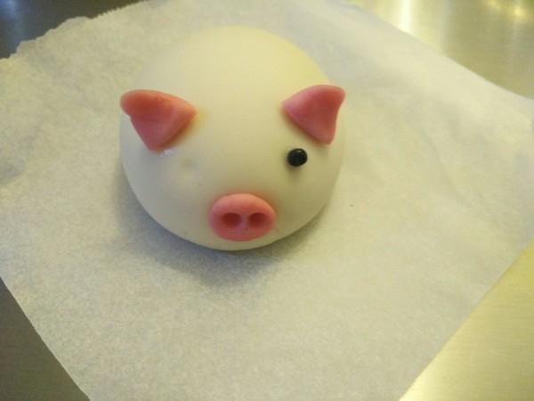 小猪馒头怎么煸