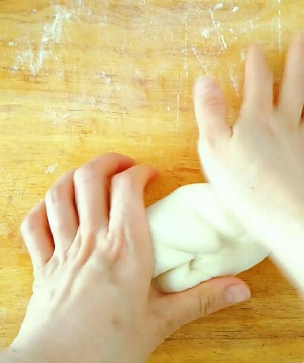手工揉馒头的简单做法