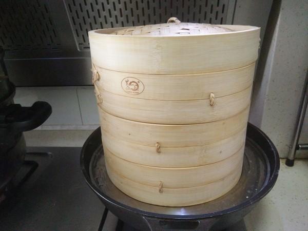 灌汤小笼包的制作方法