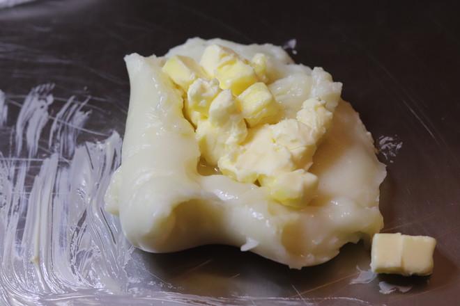 麻薯蛋黄酥怎么炒