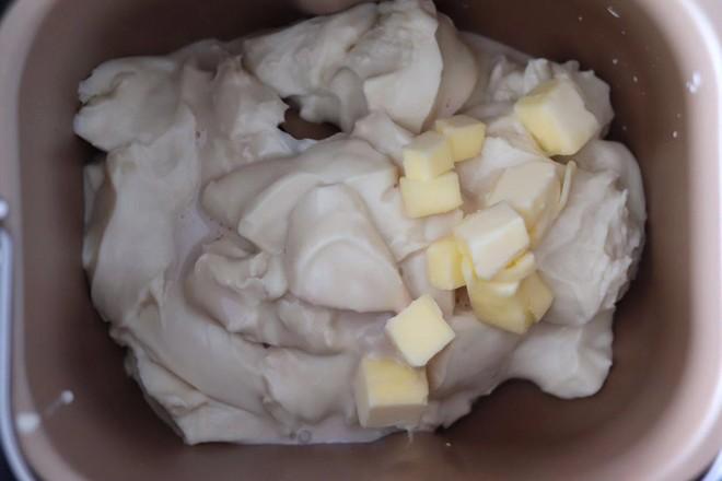 面包机版-椰浆吐司怎么煮