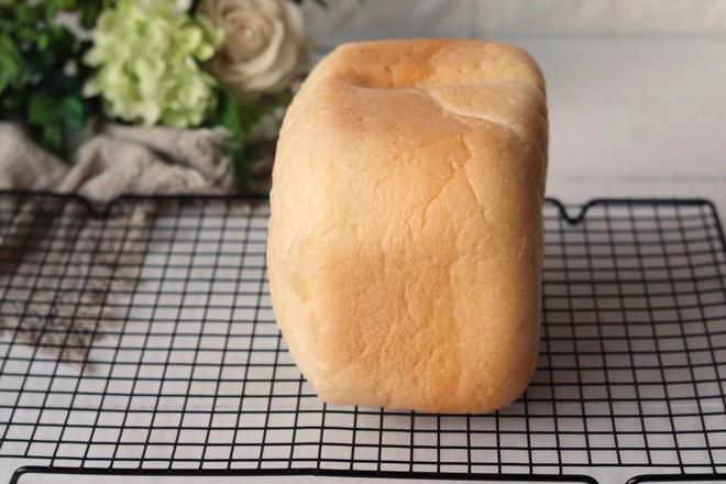 面包机版-椰浆吐司怎么煸