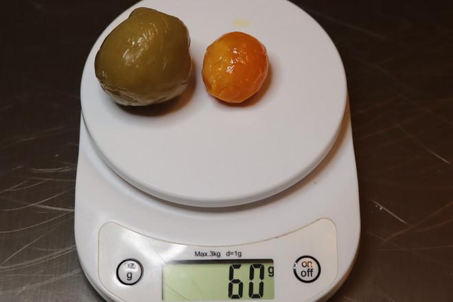 广式蛋黄莲蓉月饼怎么炖