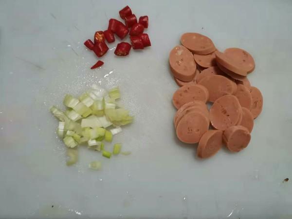 鸡腿菇炒油菜的家常做法