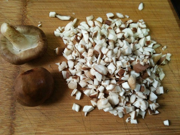 香菇白菜水饺的家常做法