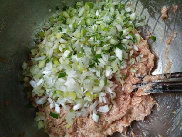 香菇白菜水饺怎么做