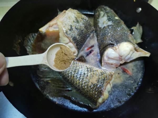 炖黑鱼怎么煮