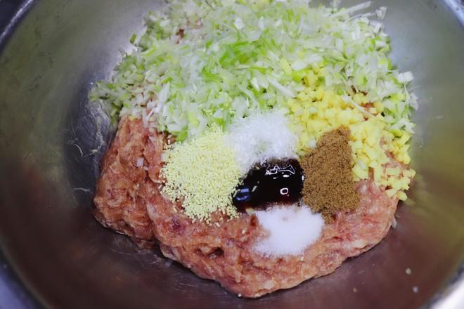 猪肉酸菜包子怎么煮