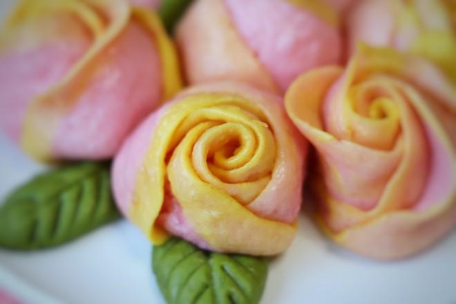 情人节玫瑰成品图