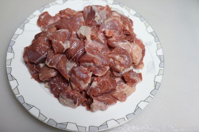 西红柿牛肉汤的做法图解