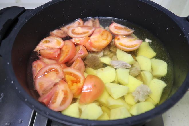 西红柿牛肉汤怎么做