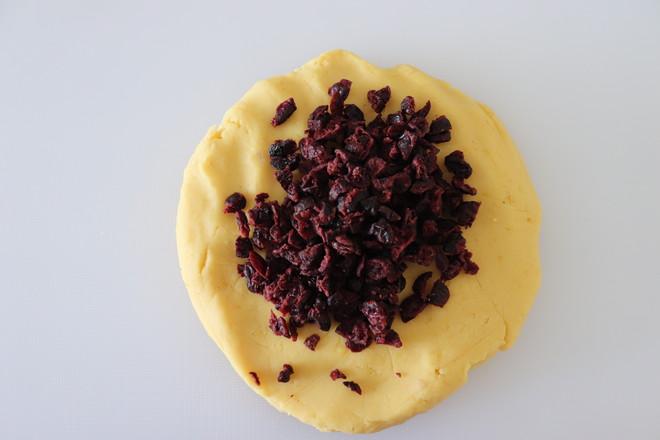 蔓越莓绿豆糕怎么做