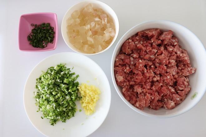 鲜肉生煎包的简单做法