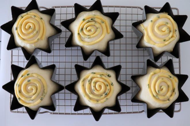 葱香墨西哥面包的制作方法