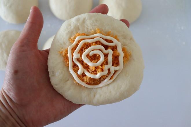 葱香墨西哥面包怎样煮