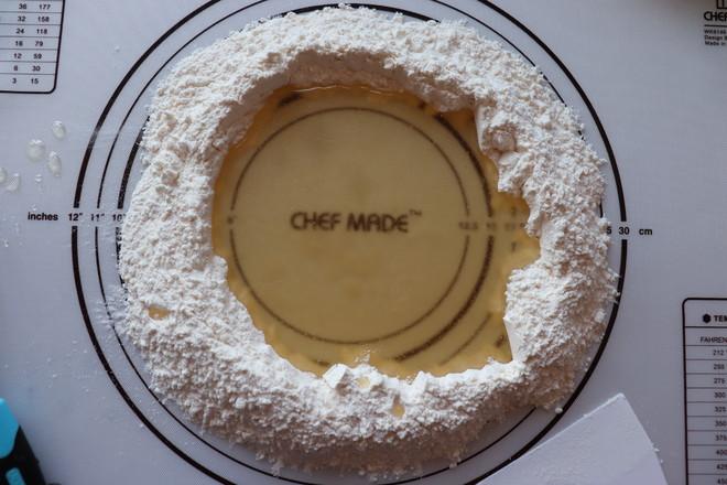 木糖醇五仁月饼的家常做法