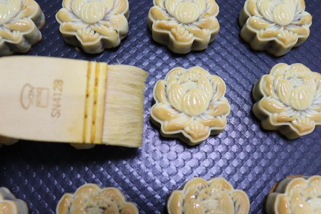 木糖醇五仁月饼的制作方法