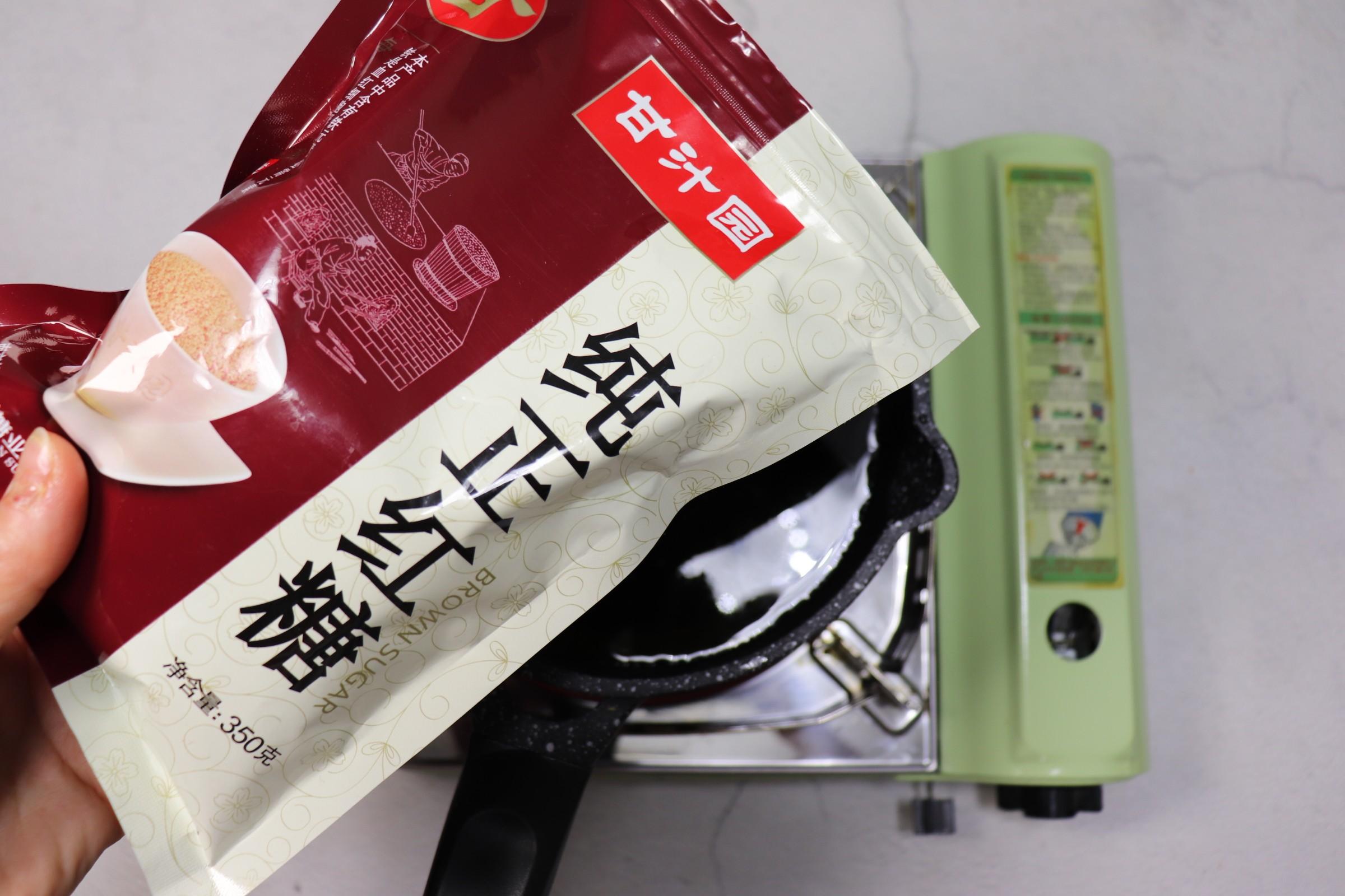 冬日暖身饮品~红糖姜枣煮蛋的家常做法