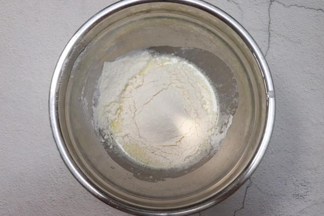斑斓戚风蛋糕的做法图解