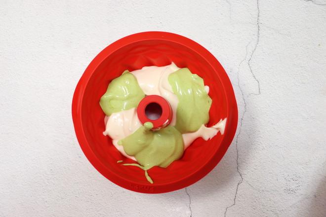 斑斓戚风蛋糕怎样煮