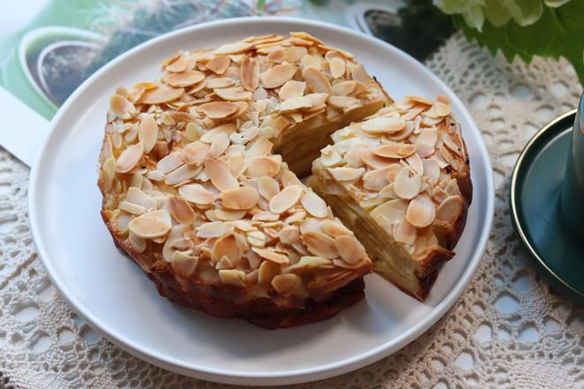 苹果千层蛋糕怎样炒