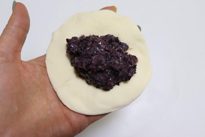 紫米大鼓面包怎样煸