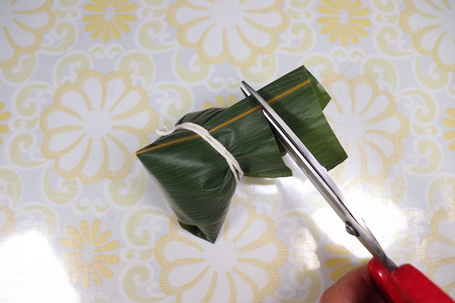 网红粽子怎样做