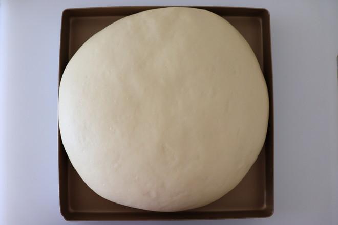 椰子油老面包的步骤