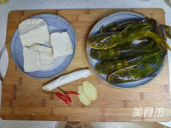 嘎鱼炖豆腐的做法大全